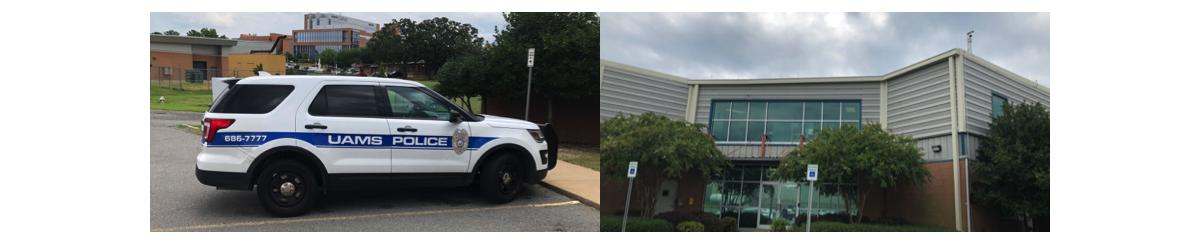 UAMS Police Department Use AcuRite Products to Keep Campus Safe