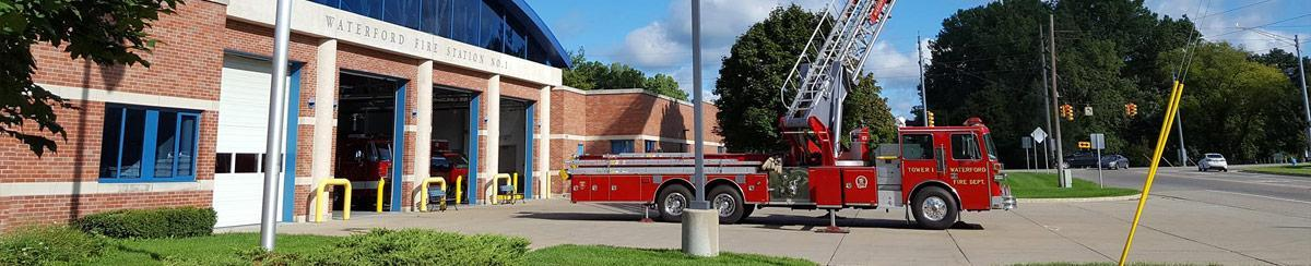 One of Michigan's Largest Fire Departments Partners with AcuRite
