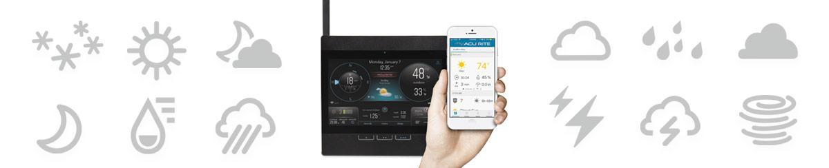 New Direct-to-Wi-Fi Display for the AcuRite Atlas™ Weather Station