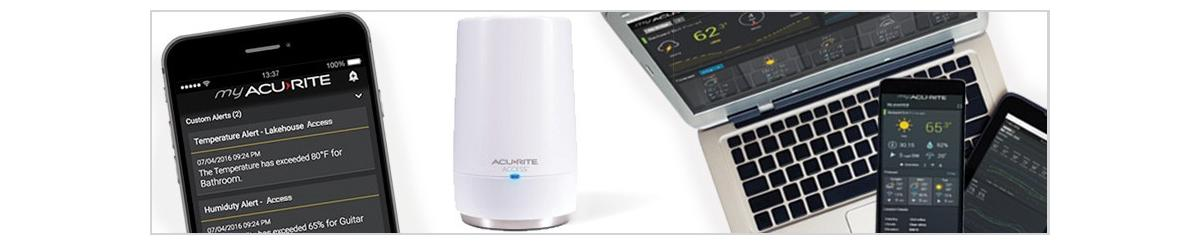 How-to Guide: Add Access Device and Sensors to My AcuRite