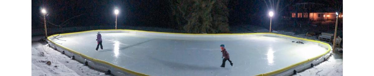 Backyard Ice Rinks and AcuRite