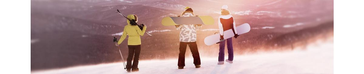 Winter Activities Series: Best Conditions for Downhill Skiing and Snowboarding