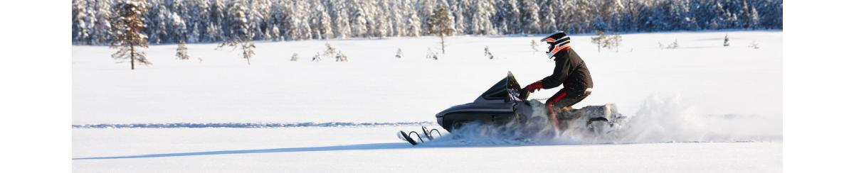 Snowmobile Weather and Safety