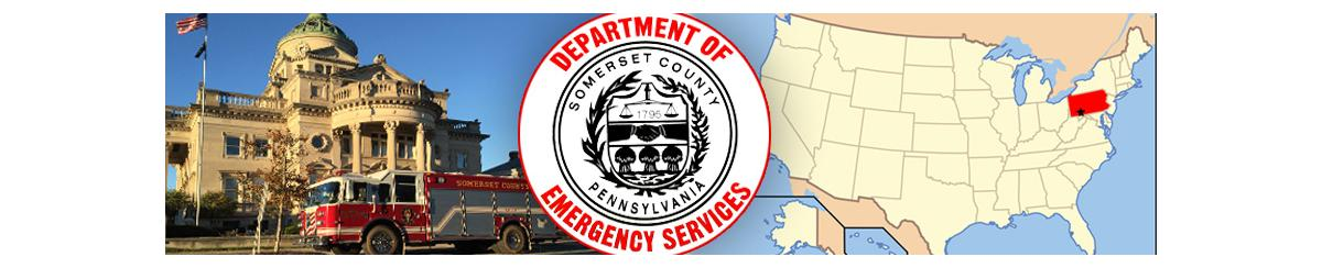 Department of Emergency Services - Somerset, Pennsylvania