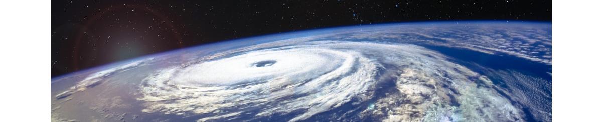 Satellite Hurricane image