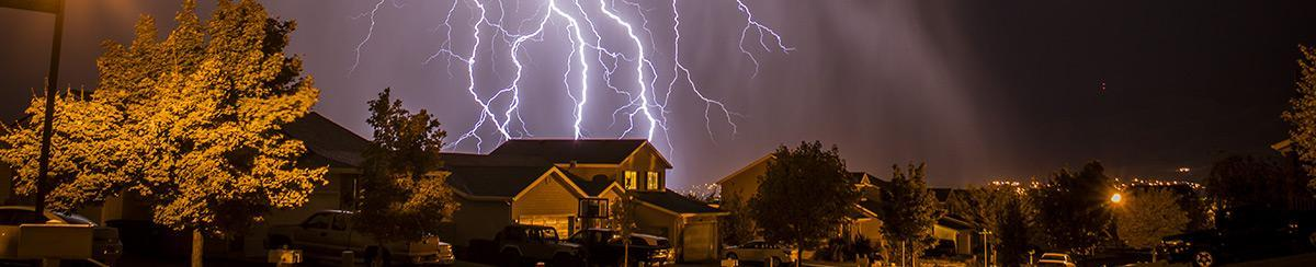 what attracts lightning