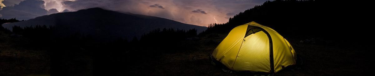 How to Stay Prepared for Thunderstorms While Camping