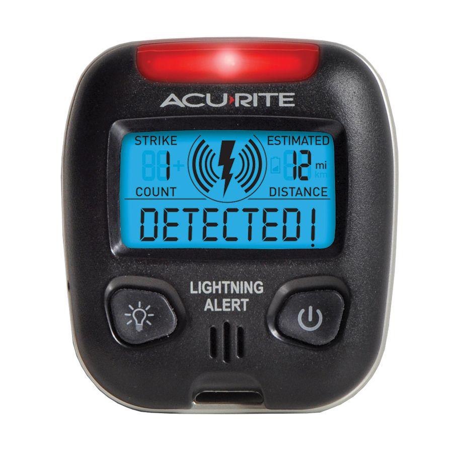 Lightning Detector