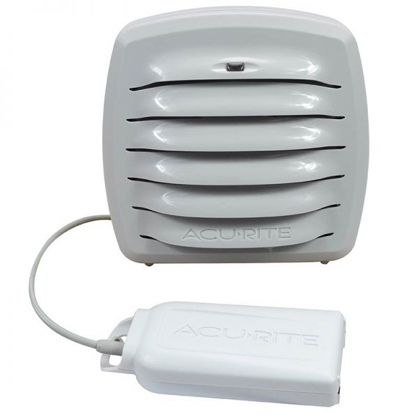 Outdoor Monitor with Water Detector - AcuRite Home Monitoring Devices