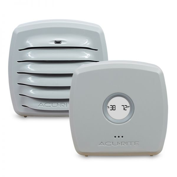 Temperature and Humidity Room Monitor - AcuRite Home monitoring Devices