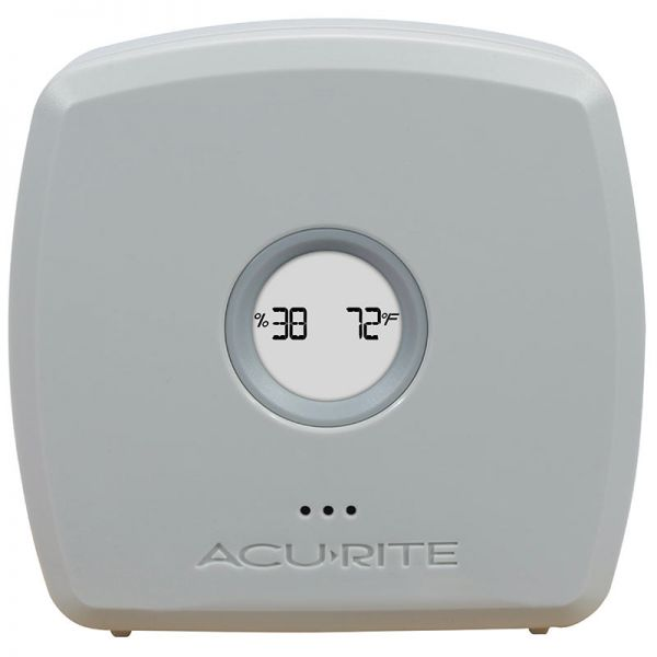 Close up of the Room Monitor - AcuRite Home Monitoring Devices