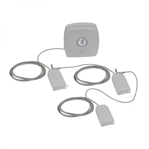 Room Monitor with 3 Water Detectors - AcuRite Home Monitoring Devices
