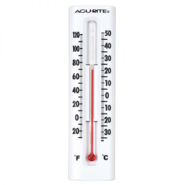 6.5-inch Thermometer - AcuRite Weather Monitoring Devices