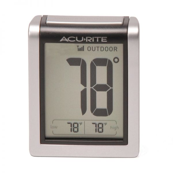 Indoor and Outdoor Temperature Monitor Display - Acurite Weather Monitoring Devices