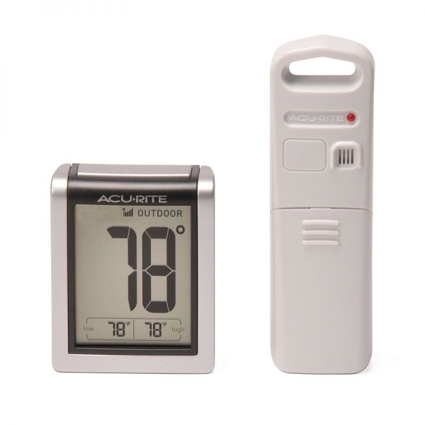 Indoor and Outdoor Temperature Monitor - Acurite Weather Monitoring Devices