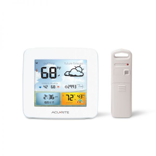 Weather Forecaster - AcuRite Weather Monitoring Devices