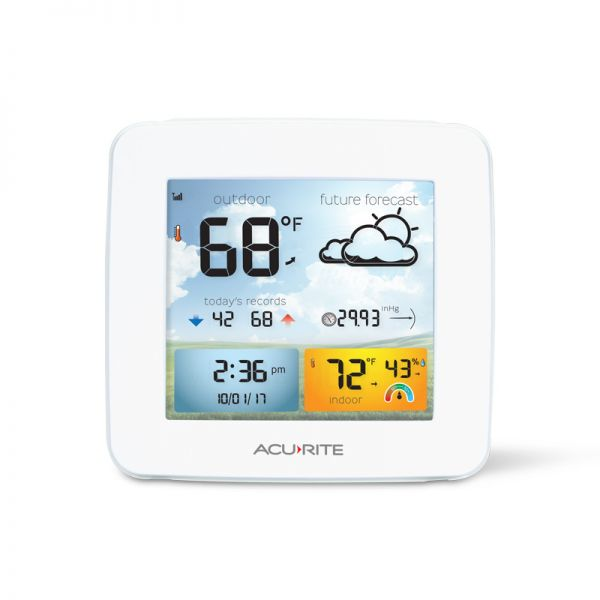Weather Forecaster Display - AcuRite Weather Monitoring Devices