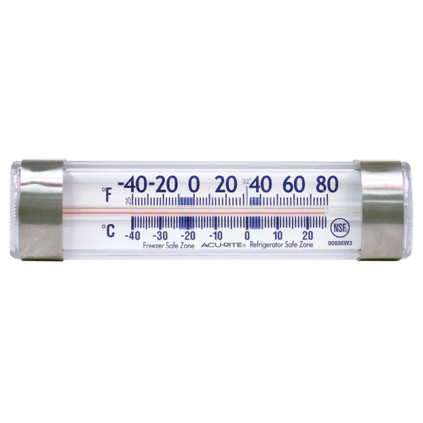 Freezer / Refrigerator Thermometer - AcuRite Kitchen Gadgets