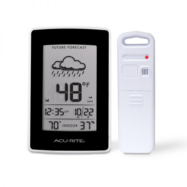 Weather Station with Forecast, Temperature, & Humidity - AcuRite Weather Monitoring Devices