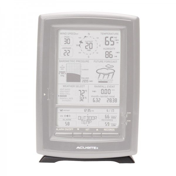 Tabletop Stand for 01010 Display - AcuRite Weather Monitoring Devices