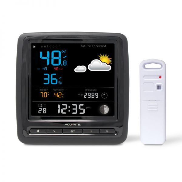 Home Weather Station with Large Display - AcuRite Weather Monitoring Devices