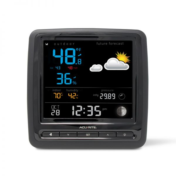 Home Weather Station Display - AcuRite Weather Monitoring Devices