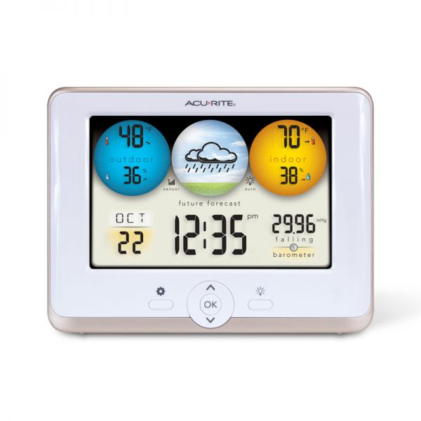Digital Weather Station Display - AcuRite Weather Monitoring Devices
