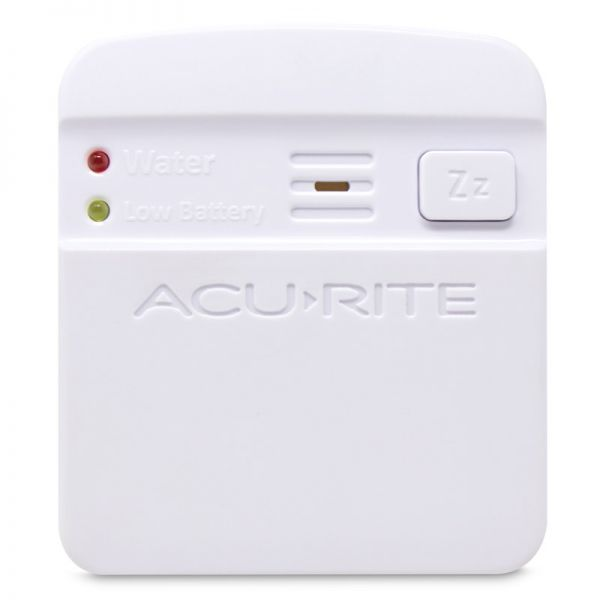 Close up of the Water Leak Detector Pager - AcuRite Home Monitoring Devices