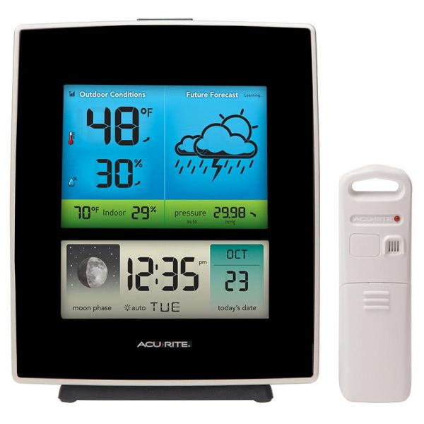 Color Weather Station - AcuRite Weather Monitoring Devices