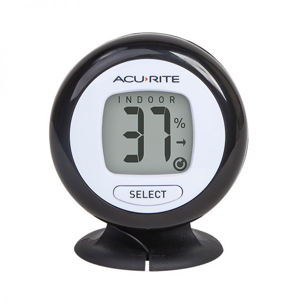 Digital Thermometer with 10-foot Temperature Sensor Probe and Humidity - AcuRite Weather Monitoring Devices