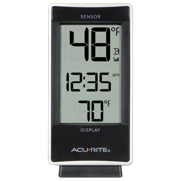 Multi-Sensor Thermometer Display - AcuRite Weather Monitoring Devices