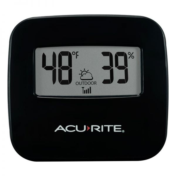 Wireless Thermometer Display - AcuRite Weather Monitoring Devices