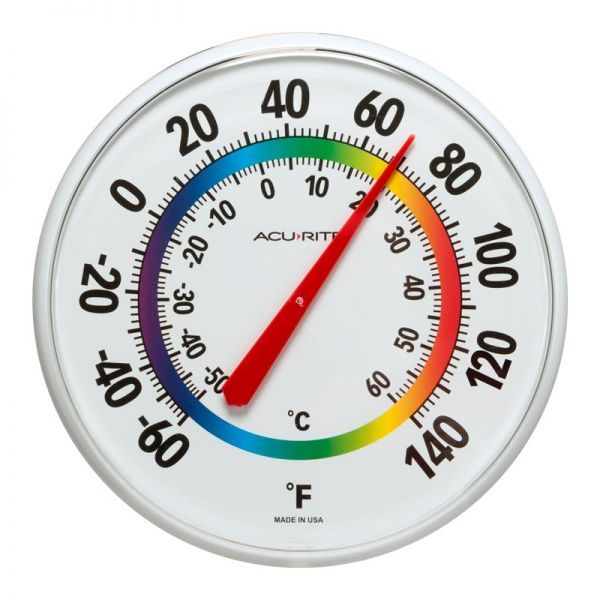 12.5-inch Thermometer - AcuRite Thermometers