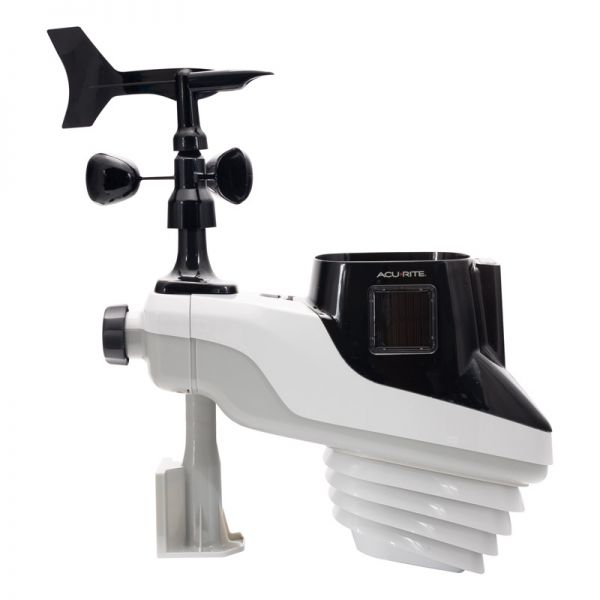 Close-Up Side View of ATLAS Weather Station Weather Sensor – AcuRite Weather Tracking