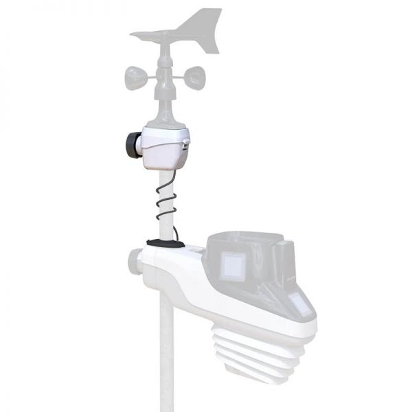 Wind Extension Attached to the AcuRite Atlas Weather Station – AcuRite Weather Tools
