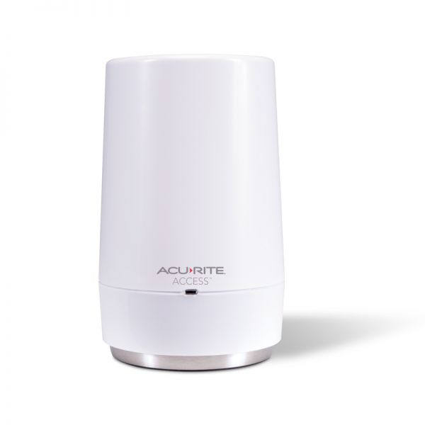 Close up of the AcuRite Access™ - AcuRite Weather Monitoring Devices