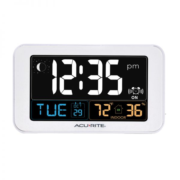 AcuRite digital alarm clock