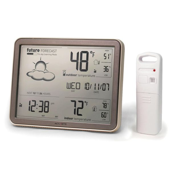 Self-Learning Weather Forecaster - AcuRite Weather Monitoring dEvices
