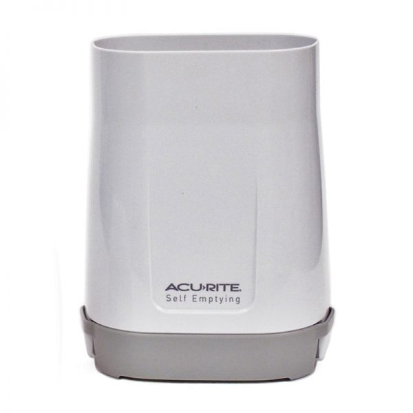Front View of Rain Gauge for Weather Station with Rain Gauge and Lightning Detector – AcuRite Weather