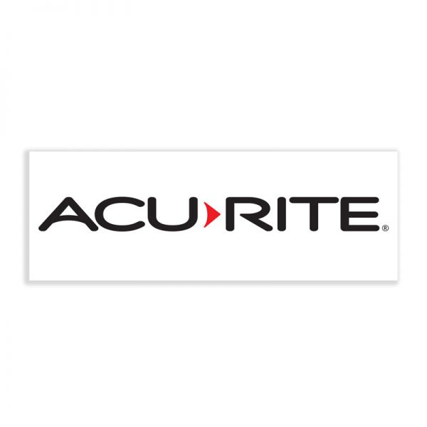 AcuRite Logo Sticker - AcuRite Accessories