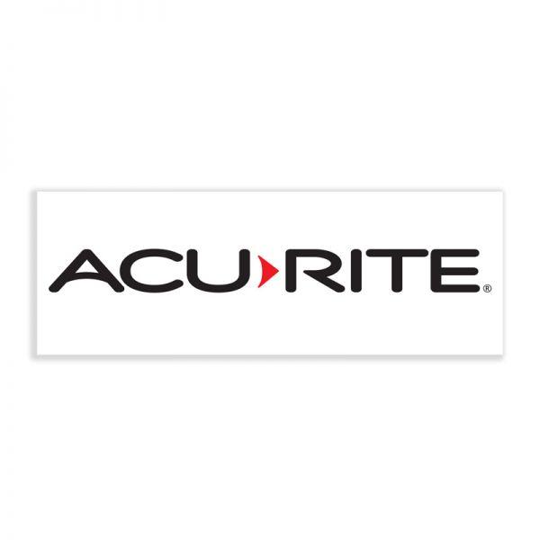 Logo sticker - AcuRite Accessories