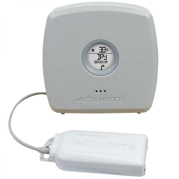 Room Monitor with Water Detector - AcuRite Home Monitoring Devices