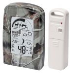 Hunting and Fishing Activity Meter with Weather Forecaster - AcuRite Weather Monitoring Devices