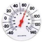 8-inch Thermometer - AcuRite Thermometer