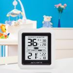 Indoor Temperature and Humidity Monitor in a nursery - AcuRite Home Monitoring Devices