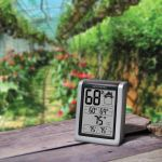 Indoor Temperature and Humidity Monitor in a greenhouse - AcuRite  Home Monitoring Devices