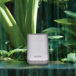 Rain Gauge sensor in the rain - AcuRite Weather Monitoring Devices
