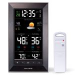 Weather Station with Indoor and Outdoor Monitoring - AcuRite Weather Monitoring Devices