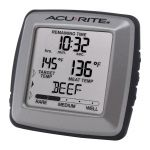 Angled view of the Digital Meat thermometer with Time Left to Cook - AcuRite Kitchen Gadgets