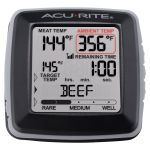 Digital Meat Thermometer with Wireless Display and Time Left to Cook - AcuRite Kitchen Gadgets
